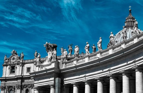 kerk en onderneming