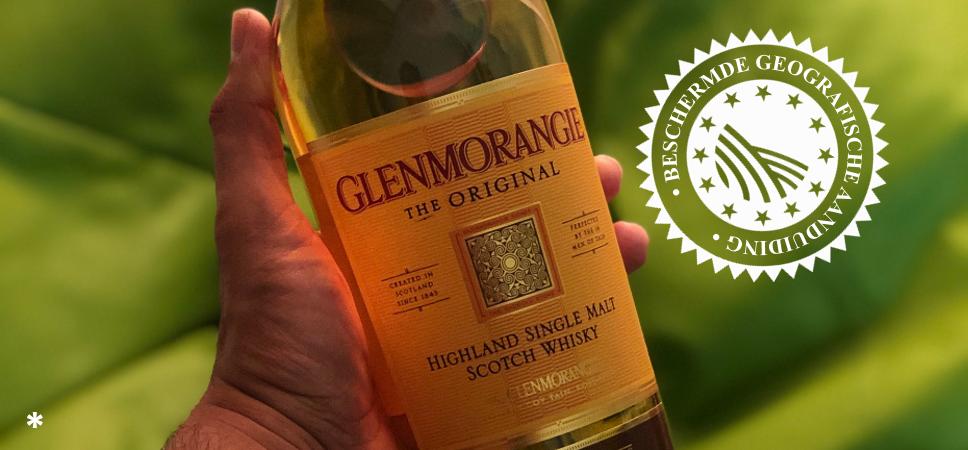 beschermde geografiosche aanduiding voor Scotch Whisky